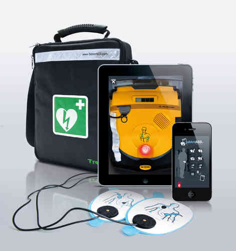 Tablet AED Trainer Case